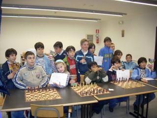 Provinciale Under 16 Romagnano 2009