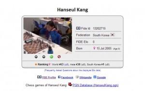 Hanseul Kang